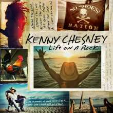 Kenny Chesney: Life On A Rock, CD