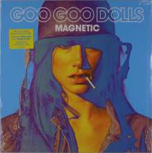 The Goo Goo Dolls: Magnetic (Lime Green Vinyl), LP