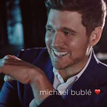 Michael Bublé (geb. 1975): Love (Limited-Edition) (Red Vinyl), LP