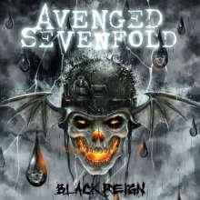"""Avenged Sevenfold: Black Reign, Single 10"""""""