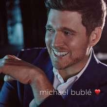 Michael Bublé (geb. 1975): Love (Limited-Edition) (Milky Clear Vinyl) (exklusiv für jpc), LP