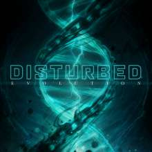 Disturbed: Evolution (Limited-Hardcover-Book-Edition), CD