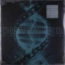 Disturbed: Evolution, 2 LPs