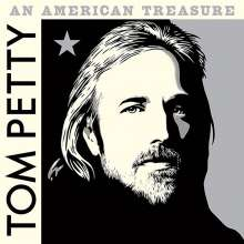 Tom Petty: An American Treasure (Deluxe-Edition), 4 CDs