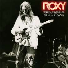 Neil Young: Roxy - Tonight's The Night Live, 2 LPs