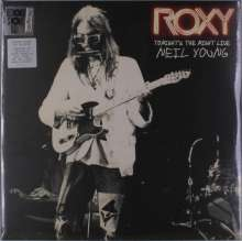 Neil Young: Roxy - Tonight's The Night Live (Limited-Edition), 2 LPs