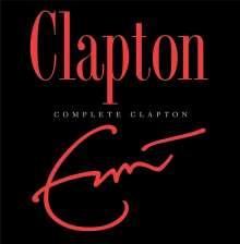Eric Clapton: Complete Clapton, 4 LPs