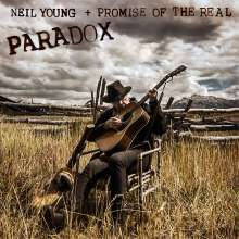 Neil Young: Filmmusik: Paradox, CD