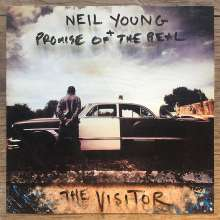 Neil Young: The Visitor, CD
