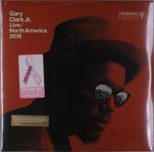 Gary Clark Jr.: Live North America 2016 (Limited-Edition) (Pink Vinyl), 2 LPs