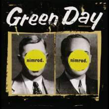 Green Day: Nimrod (20th-Anniversary-Edition) (Yellow Vinyl), 2 LPs