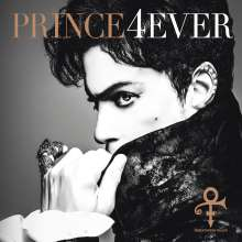 Prince: 4Ever, 4 LPs
