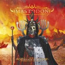 Mastodon: Emperor Of Sand, CD