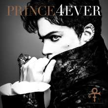 Prince: 4ever, 2 CDs