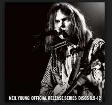 Neil Young: Original Release Series Discs 8.5 - 12 (Volume 3), 5 CDs