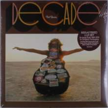 Neil Young: Decade (remastered), 3 LPs