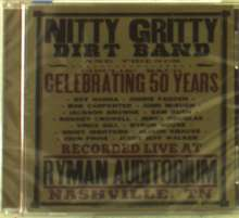 Nitty Gritty Dirt Band: Circlin' Back: Celebrating 50 Years - Recorded Live 2015, CD