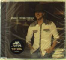 William Michael Morgan: Vinyl, CD