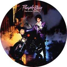 Prince: Purple Rain (Limited-Edition) (Picture-Disc), LP