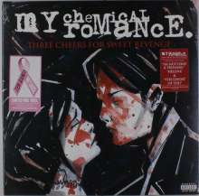 My Chemical Romance: Three Cheers For Sweet Revenge (Limited Edition) (Pink Vinyl), LP