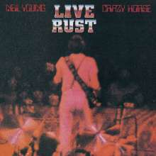 Neil Young: Live Rust (180g), 2 LPs