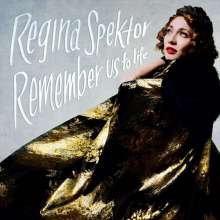 Regina Spektor: Remember Us To Life (Deluxe Edition), CD