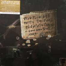 The Goo Goo Dolls: Pickpockets, Petty Thieves And Tiny Victories 1987-1995 (Limited-Edition), 5 LPs