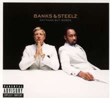 Banks & Steelz: Anything But Words, CD
