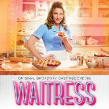 Sara Bareilles: Musical: Waitress (Original Broadway Cast), CD
