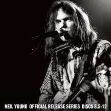 Neil Young: Official Release Series Discs 8.5-12 (remastered) (180g) (Limited-Edition-Box-Set), 6 LPs