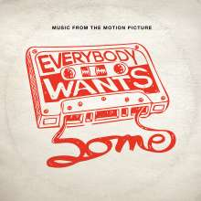 Filmmusik: Everybody Wants Some, CD