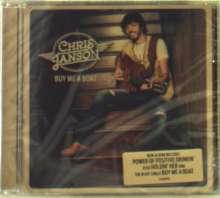 Chris Janson: Buy Me A Boat, CD
