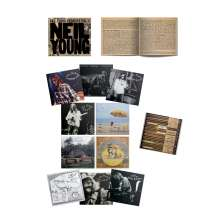 Neil Young: Neil Young Archives Vol. 2 (1972 - 1982) (Box Set), 10 CDs
