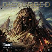Disturbed: Immortalized, CD