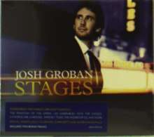 Josh Groban (geb. 1981): Musical: Stages (Deluxe Version), CD
