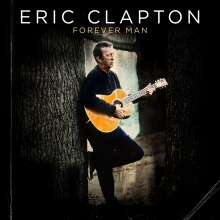 Eric Clapton: Forever Man (Deluxe-Edition), 3 CDs