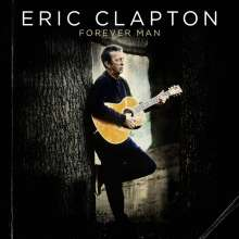 Eric Clapton: Forever Man, 2 CDs