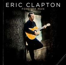 Eric Clapton: Forever Man (180g), 2 LPs
