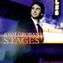 Josh Groban: Musical: Stages, CD