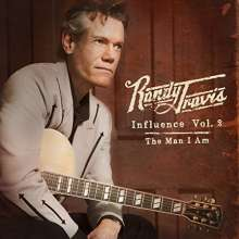 Randy Travis: Influence Vol.2: The Man I Am, CD