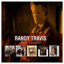 Randy Travis: Original Album Series, 5 CDs