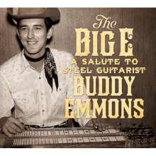 The Big E: A Salute To Buddy Emmons, CD