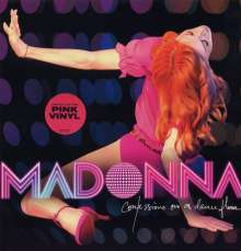 Madonna: Confessions On A Dance Floor (Limited-Edition) (Pink Vinyl), 2 LPs