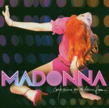 Madonna: Confessions On A Dance Floor, CD