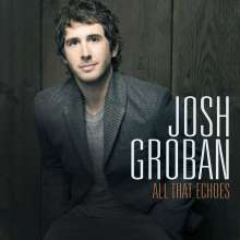 Josh Groban: All That Echoes, CD