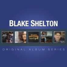 Blake Shelton: Original Album Series 5.., 5 CDs