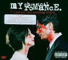 My Chemical Romance: Life On The Murder Scene (CD + 2DVD), 1 CD und 2 DVDs