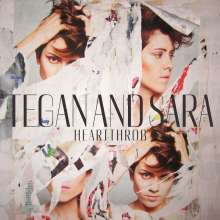 Tegan And Sara: Heartthrob (LP + CD), LP