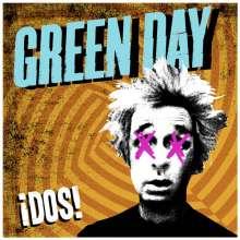 Green Day: ¡Dos!, CD