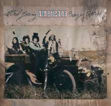 Neil Young: Americana, CD